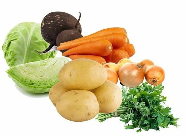 Միրգ բանջարեղեն
